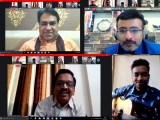 Online Faculty Talent Hunt Show